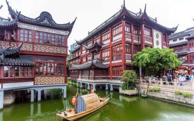 Viaje especial a China desde Málaga