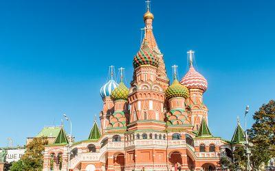 San Petersburgo y Moscú desde Málaga