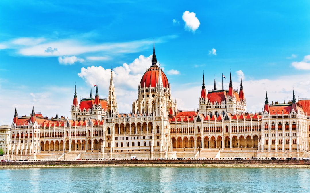 Circuito Budapest-Viena-Praga con vuelo directo desde Málaga