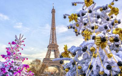 París desde Málaga en el Puente de la Inmaculada
