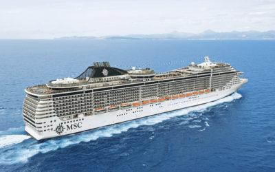 Cruceros desde Málaga en Todo Incluido con Msc Octubre 2020
