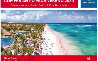 República Dominicana verano 2020 ¡Ofertas compra anticipada!