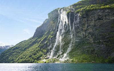 Crucero Fiordos Noruegos en Agosto con vuelo directo desde Málaga. En régimen de «Todo Incluido»