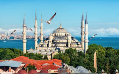 Gran Crucero Mediterráneo 14 noches navegando ida y vuelta desde Barcelona a Estambul