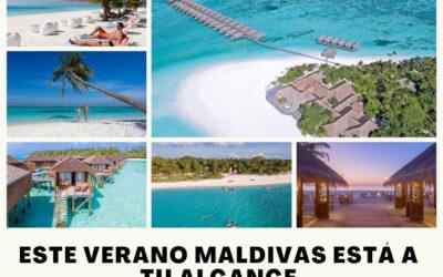 Oferta Viaje a Maldivas. Del 16 al 25 de Julio